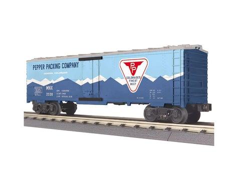 MTH Trains Pepper Packing Modern Reefer Car