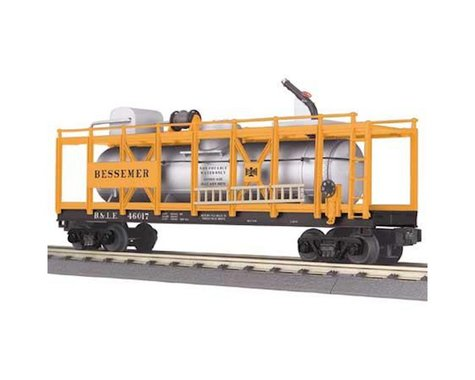 MTH Trains O-27 Fire Car, B&LE