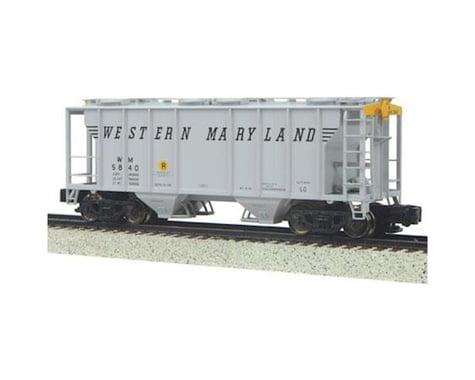 MTH Trains S PS-2 2-Bay Hopper, WM #5840