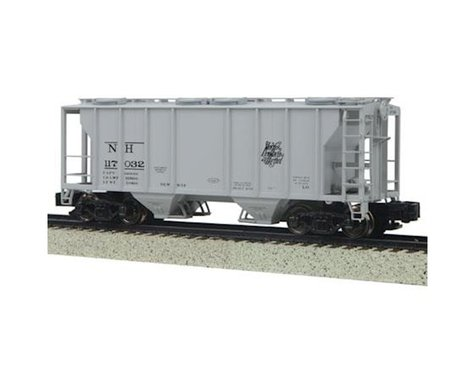MTH Trains S PS-2 2-Bay Hopper, NH #117032