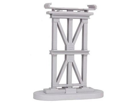MTH Trains O Realtrax Elevated Subway Trestle for Fastrack (8)