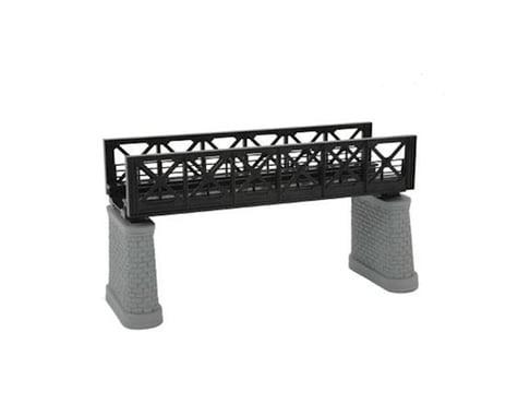 HO KIT Girder Bridge, Black