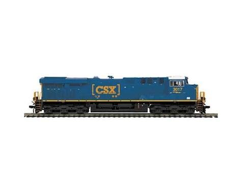 MTH Trains HO ES44AC w PS3 CSX #3017