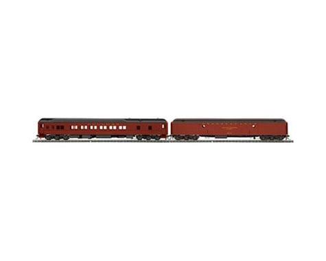 MTH Trains HO Heavyweight Baggage/Sleeper, PRR