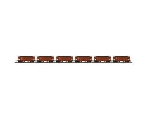 MTH Trains HO USRA 55-Ton Steel Twin Hopper SP #1 (6)