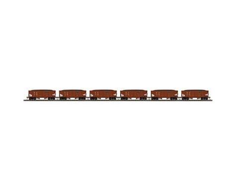 MTH Trains HO USRA 55-Ton Steel Twin Hopper SP #2 (6)