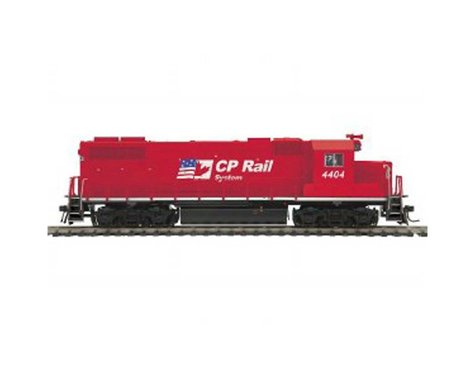 MTH Trains HO GP38-2 w NMRA CPR #4404