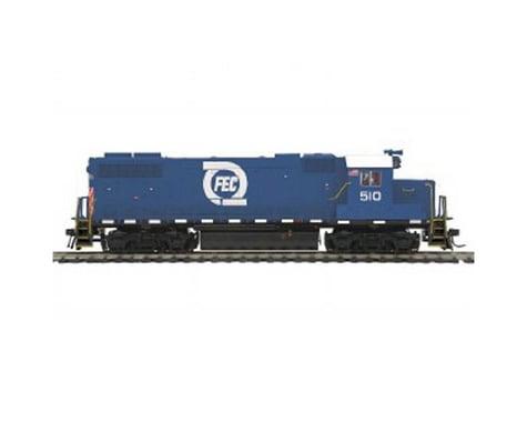 MTH Trains HO GP38-2 w/NMRA, FEC #510