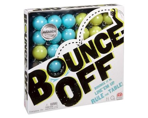 Mattel Bounce-Off Game