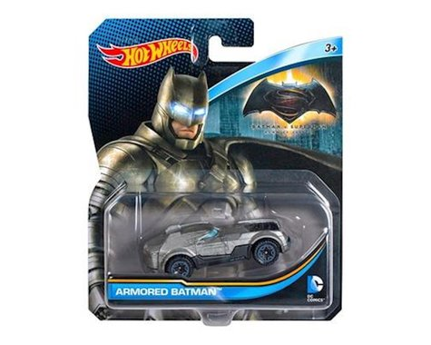 Mattel Hot Wheels DC Universe Vehicle Assortment (1)