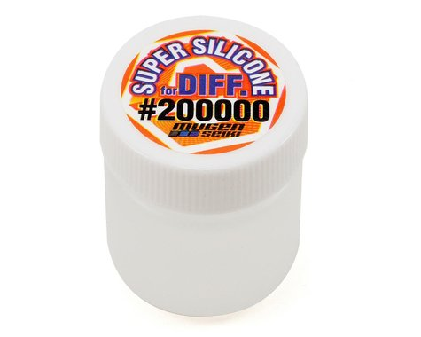 Mugen Seiki Silicone Differential Oil (50ml) (200,000cst)