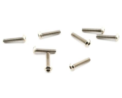 Mugen Seiki Titanium 3x14mm Button Head Screw (8)