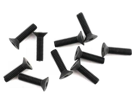 Mugen Seiki 4x15mm SJG Flat Head Screw (10)