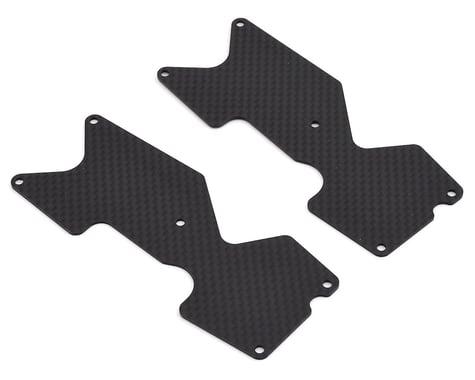 Mugen Seiki MBX8T/MBX8TE Graphite Rear Lower Suspension Arm Plate (2)