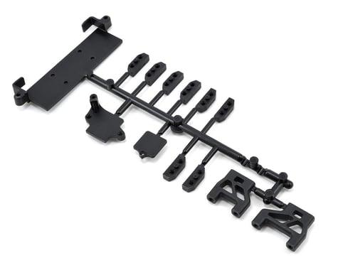 Mugen Seiki Radio Tray Mount/Battery Holder Set