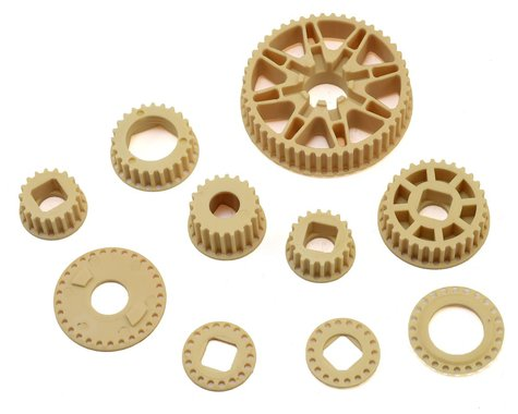 Mugen Seiki MRX6R Low Friction Pulley Set