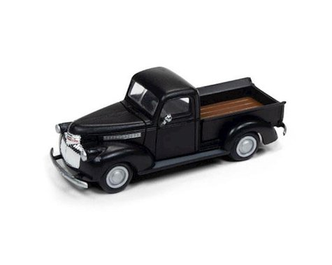 Classic Metal Works HO 1941-1946 Chevrolet Pickup, Black