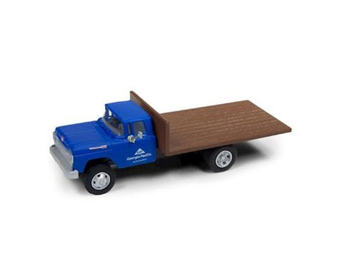 Classic Metal Works HO 1960 Ford Flatbed Truck, GP