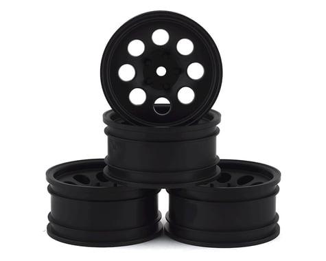 "MST 58H 1.9"" Crawler Wheel (Flat Black) (4) (+5)"