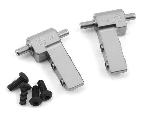 MST FXX-D Aluminum HT Upper Arm (Silver) (C & D)