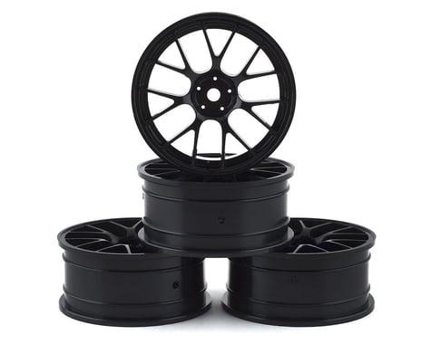 MST 24mm RE Wheel (Black) (4) (+0 Offset)