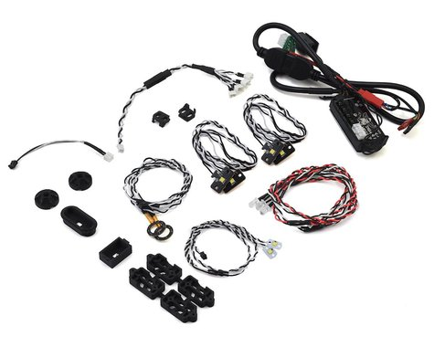 MyTrickRC Axial SCX10 III Rubicon Attack LED Light Kit