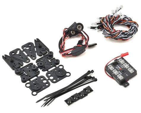 MyTrickRC Traxxas TRX-4 Defender Attack LED Light Kit