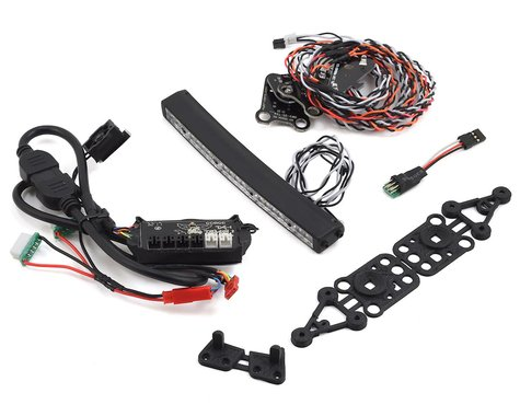 MyTrickRC Traxxas TRX-4 Defender Attack Light Kit w/DG-1 Controller