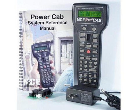 NCE Corporation Power Cab DCC Starter Set