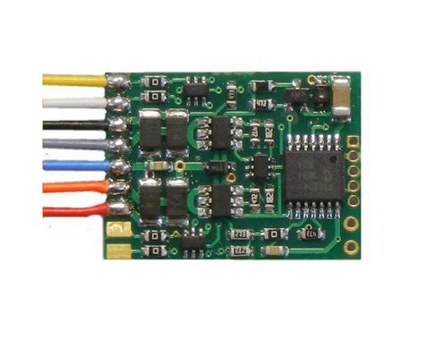 HO Decoder D13WP w 8-Pin Plug