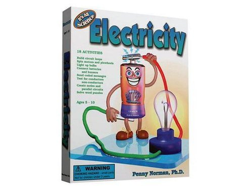 Norman & Globus Science Wiz 7800 ScienceWiz / Electricity Kit