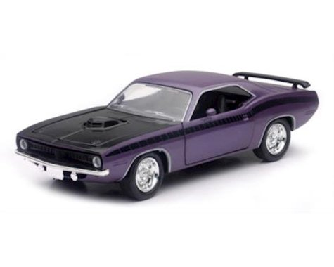 New Ray 1/32 1970 Plymouth Cuda