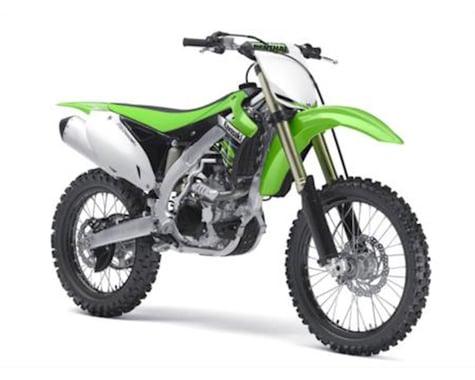 New Ray 1/12 D/C Kawasaki Kx450f Dirt Bike
