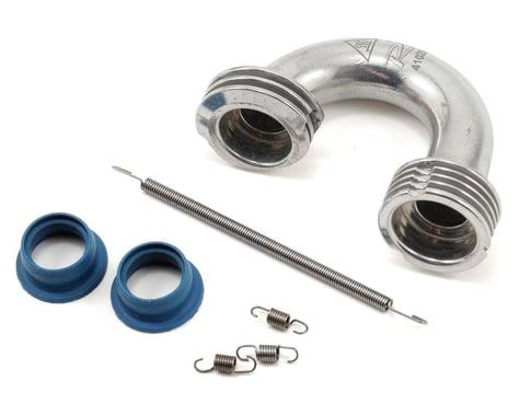 Novarossi 41029 Off Road Short Compact Manifold (Mugen) (Polished)