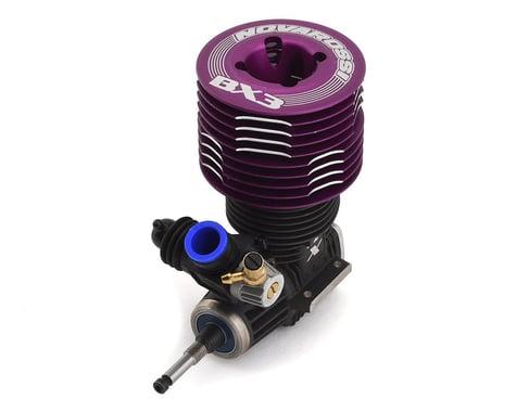 Novarossi BX3 .21 Off-Road Short Stroke Nitro Engine (Turbo) (Steel)