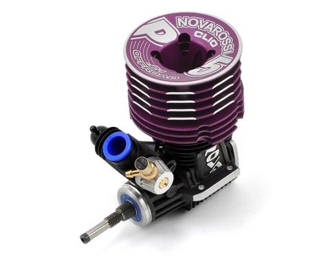 Novarossi CLIO P5 Tuned Long Stroke .21 Off Road Engine (Turbo) (Steel)