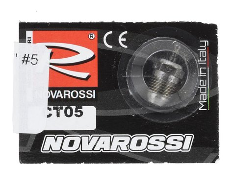 "Novarossi ""CTO"" #5 Off Road CT05 Turbo Glow Plug (Hot)"