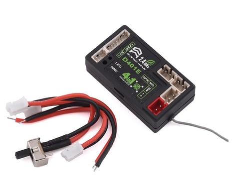 Orlandoo Hunter D401E 4 in 1 Receiver (Use w/D4L Radio System)