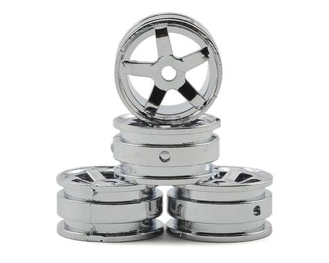 Orlandoo Hunter Type 1 Wheel Set (Chrome) (4) (35P01)