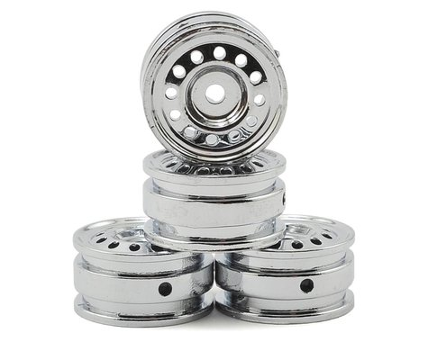 Orlandoo Hunter Type 5 Wheel Set (Chrome) (4)