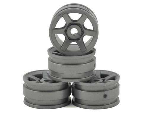 Orlandoo Hunter 6 Spoke Wheel Set (4)