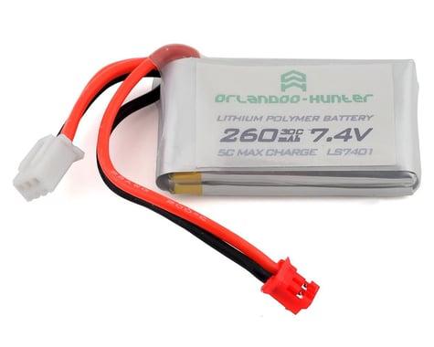Orlandoo Hunter LiPo Battery w/PH2.0 Connector (2S/260mAh) (Use w/DL4 System)