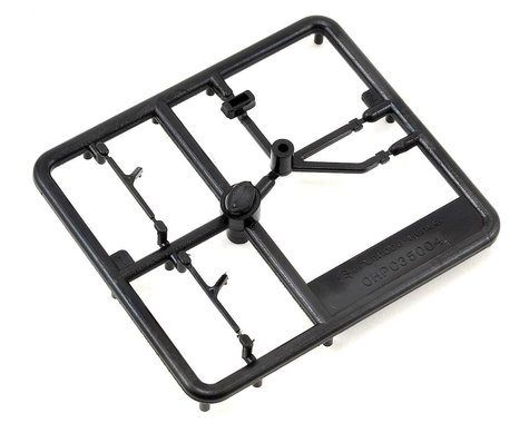 Orlandoo Hunter 35A01 Spare Tire Mount & Wipers