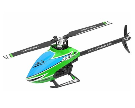 OMP Hobby M2 Explore Electric Helicopter (Green)