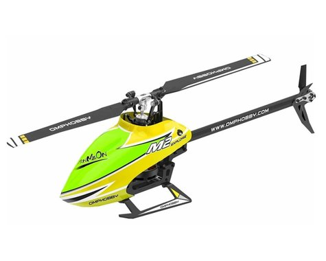 OMP Hobby M2 Explore Electric Helicopter (Yellow)