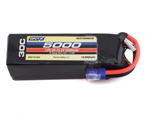 Onyx 6S 30C LiPo Battery w/EC5 (22.2V/5000mAh)