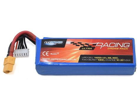 Optipower 5S 50C LiPo Battery (18.5V/1400mAh)