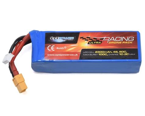 Optipower 4S 50C LiPo Battery (14.8V/2300mAh)