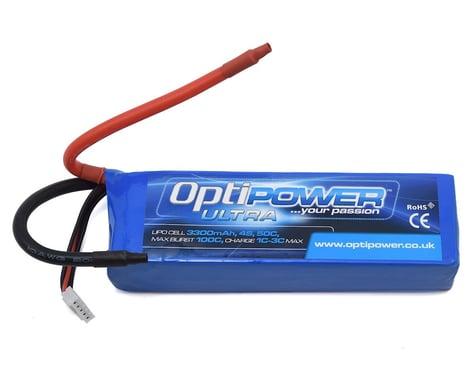 Optipower 4S 50C LiPo Battery (14.8V/3300mAh)
