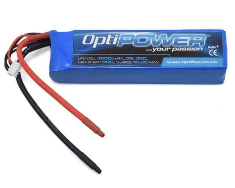 Optipower 3S 35C LiPo Battery (11.1V/3650mAh)